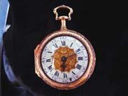 当店で最も古い時計。Terrot&Thwillier