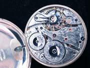 1904年のアメリカの懐中時計